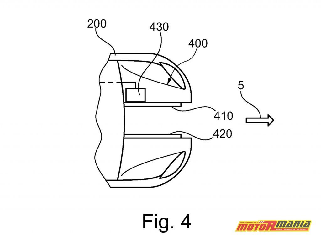 Ford motocykl samochód patent (5)