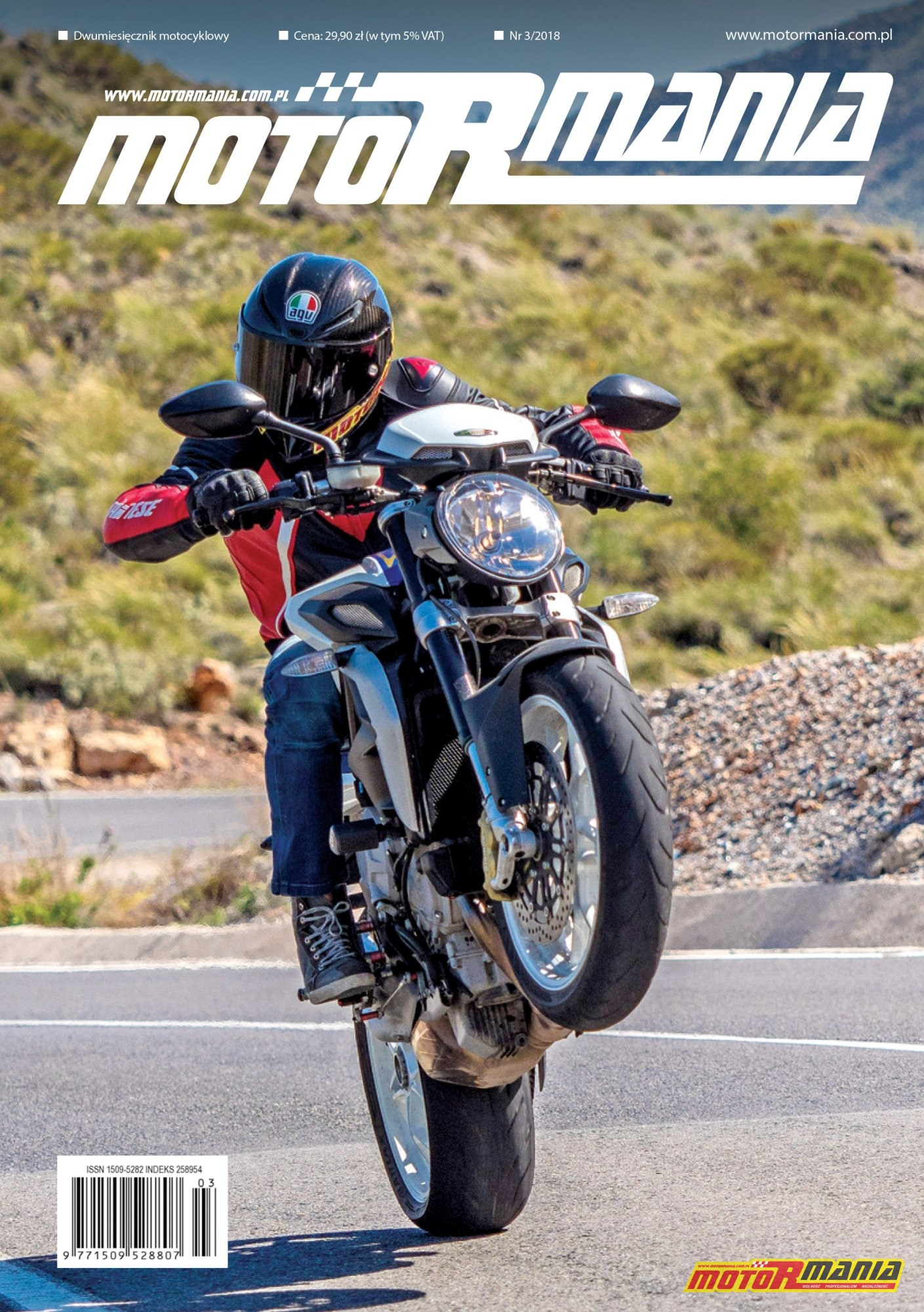 Nowa MotoRmania – maj 2018