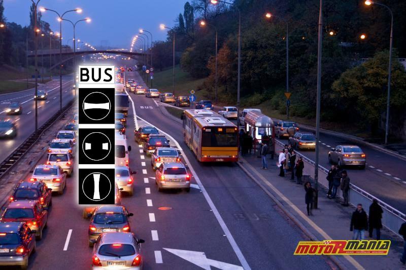 buspas sygnalizator bus