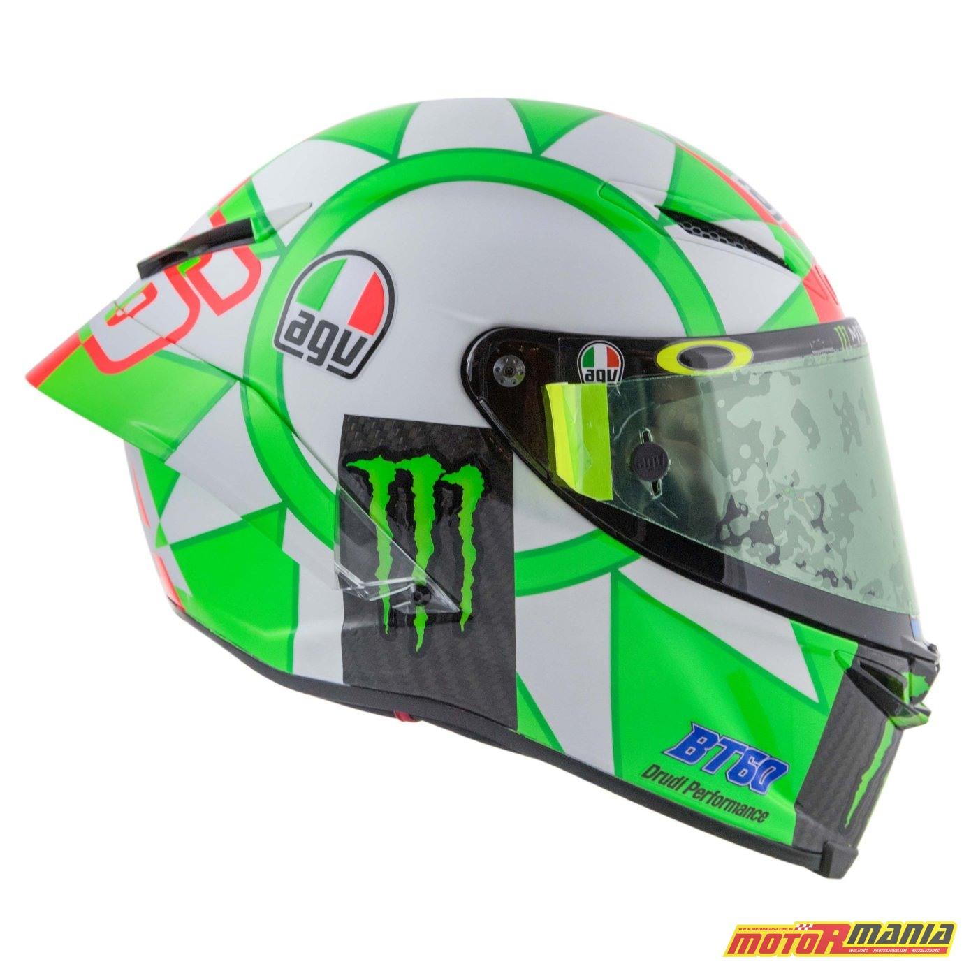 AGV Pista GP R Mugello 2018 kask Valentino Rossiego MotoGP (4)