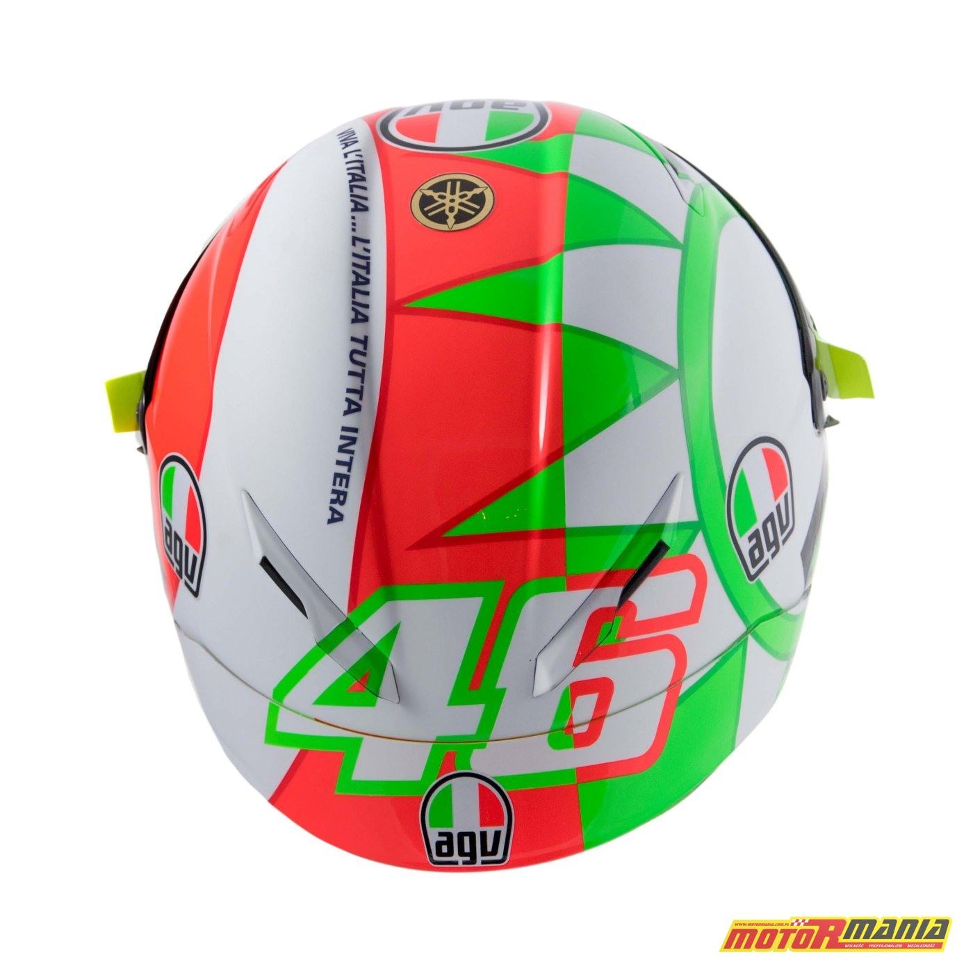 AGV Pista GP R Mugello 2018 kask Valentino Rossiego MotoGP (6)