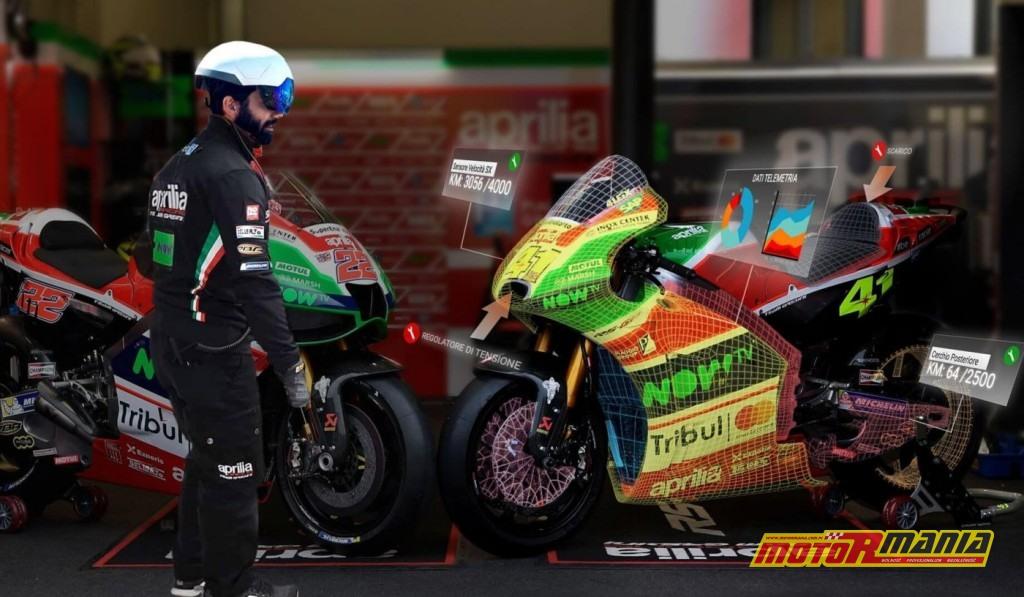 Aprilia MotoGP AR kaski mechanikow rozszerzona rzeczywistość (7)