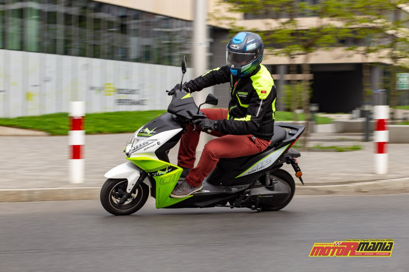 Barton Eko Energy - test MotoRmania - fot Darek Papug Felis-Obrycki (6)