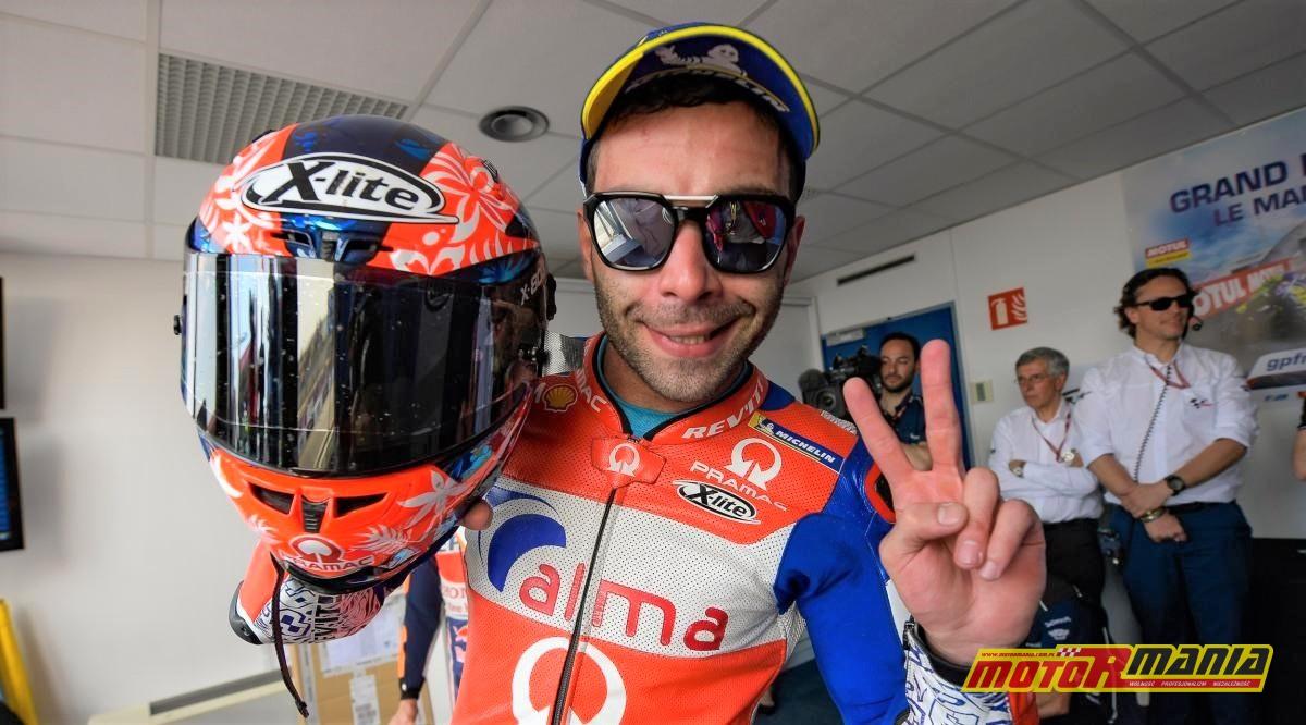 Danilo Petrucci Petrux MotoGP