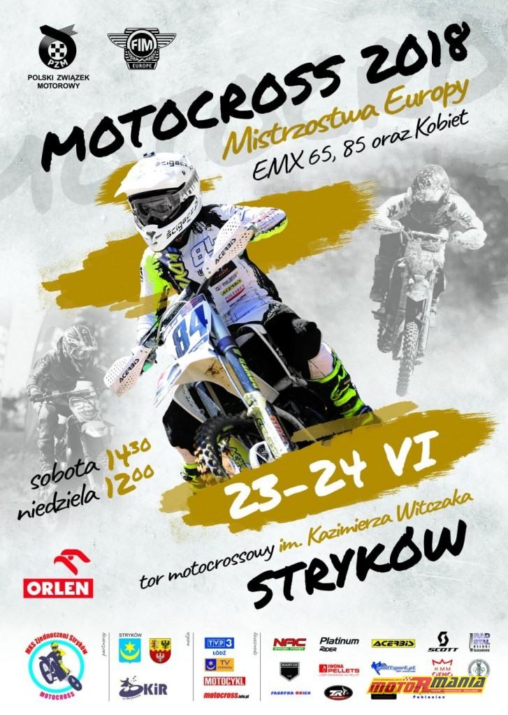 Mistrzostwa Europy MX Strykow 2018 (4)