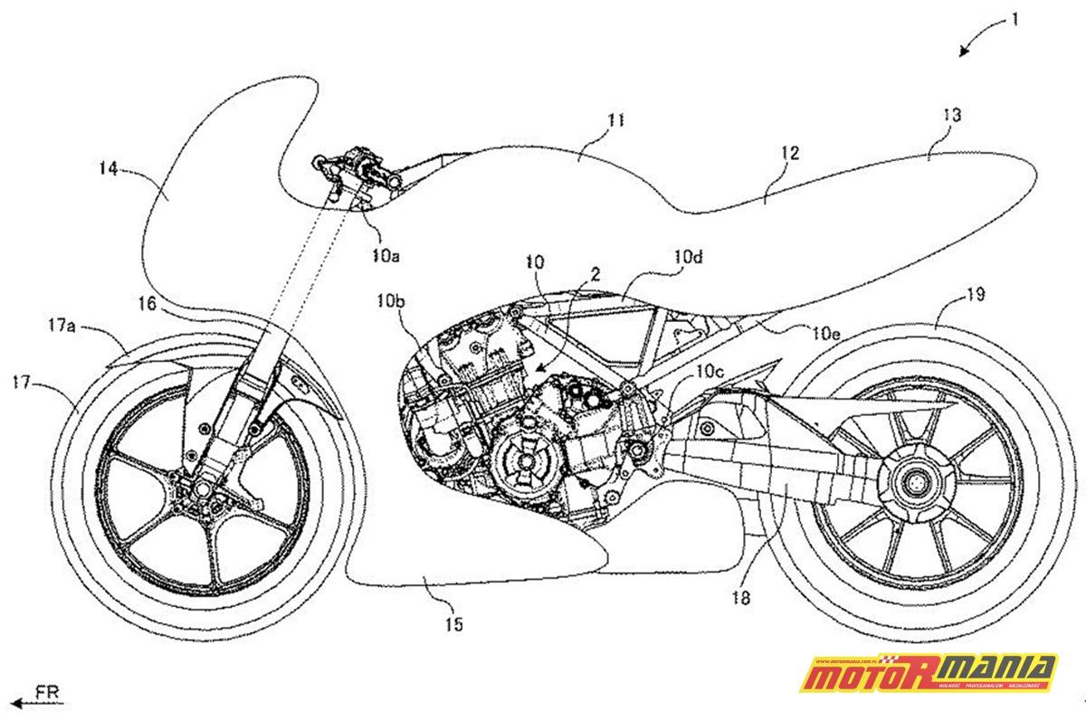 Suzuki Recursion Katana GSX-700T turbo patent