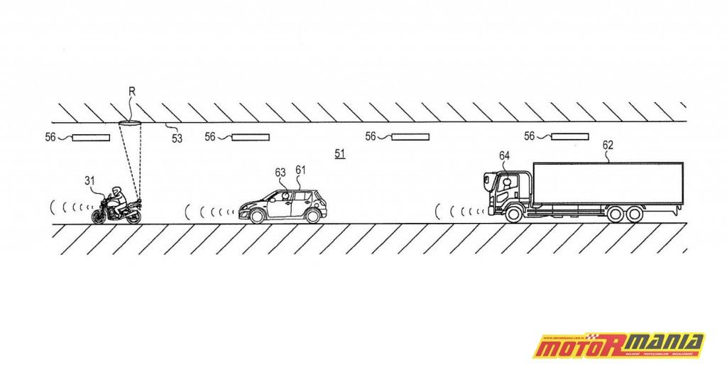Suzuki patent reflektor słup światła (3)