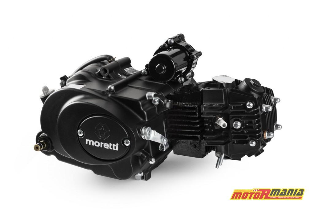 silnik Moretti 139FMB 125 ccm