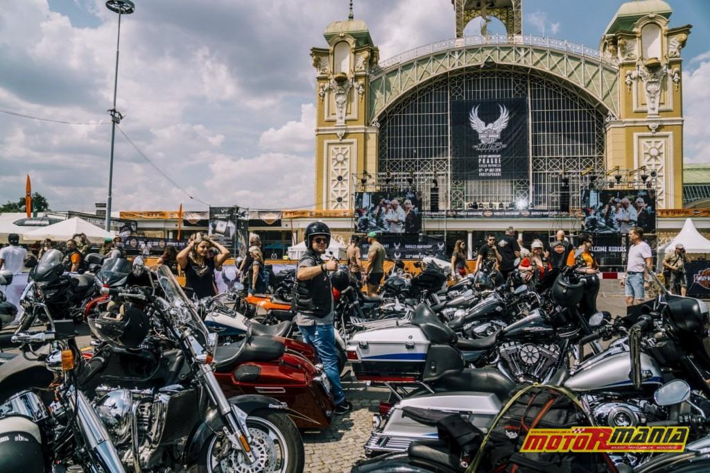115rocznica Harley Davidson Czechy Praga (5)