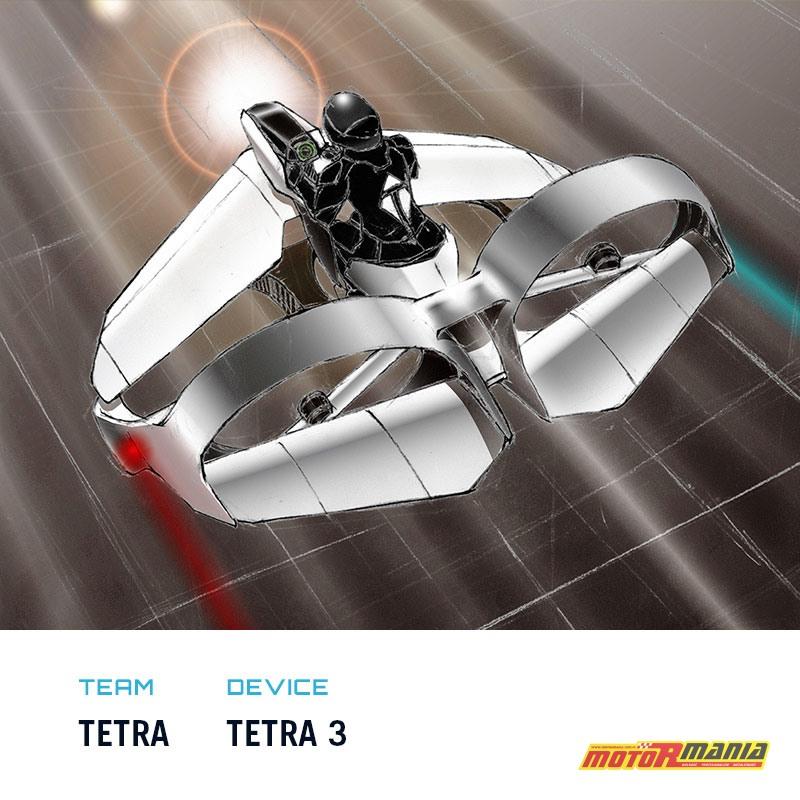 TeTra-3