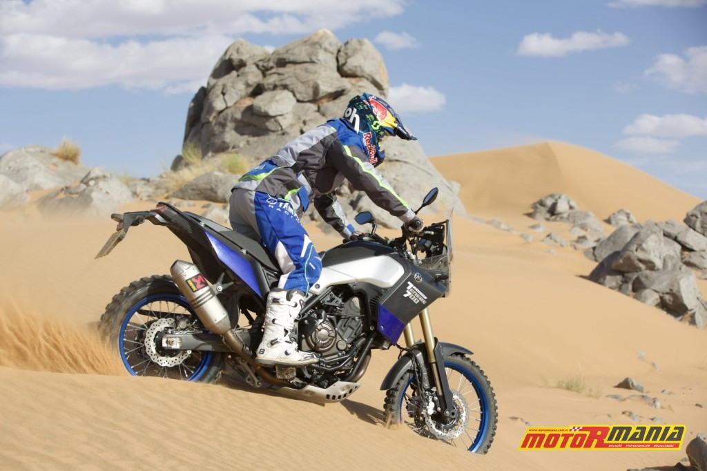 Yamaha Tenere 700 World Raid 2018 i Stephane Peterhansel (2)