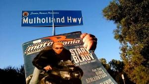 motormania 2001 na mulholland highway