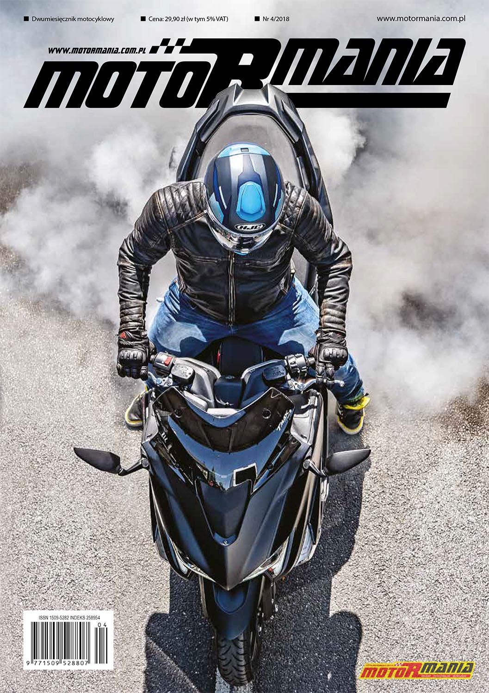 Nowa MotoRmania – lipiec 2018