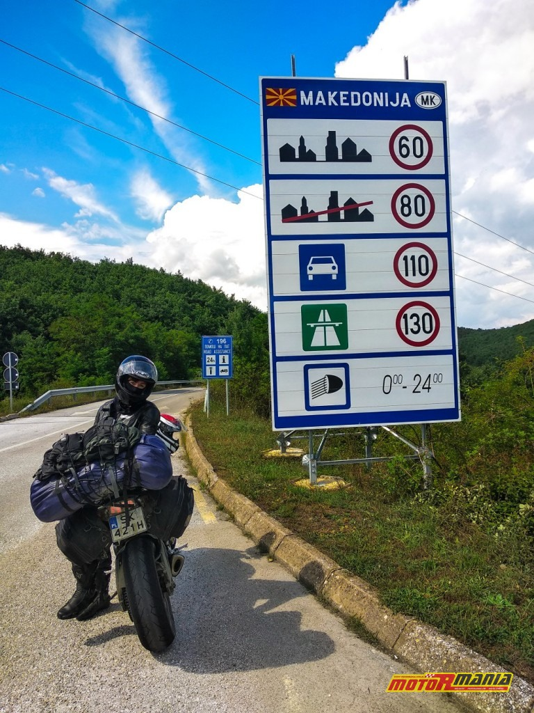Macedonia - kolejny kraj