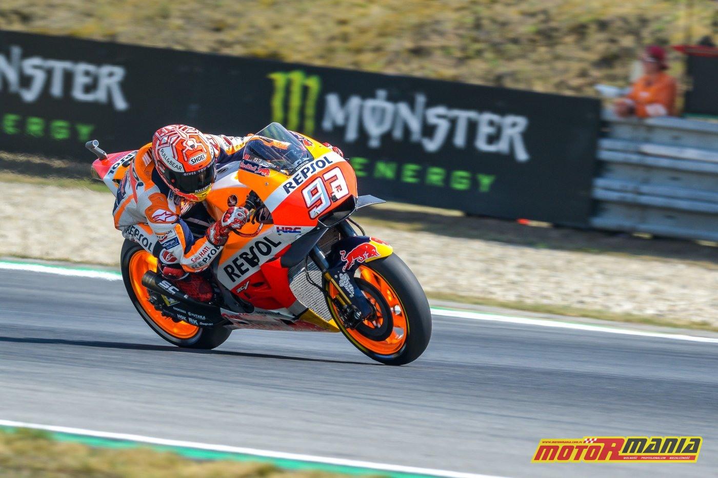 Sobota na torze Brno - MotoGP 2018 - fot Waldek Walerczuk (1)