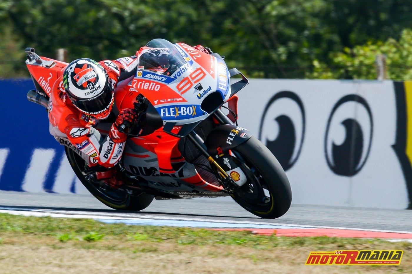 Sobota tor Brno MotoGP 2018 - fot Waldek Walerczuk (45)