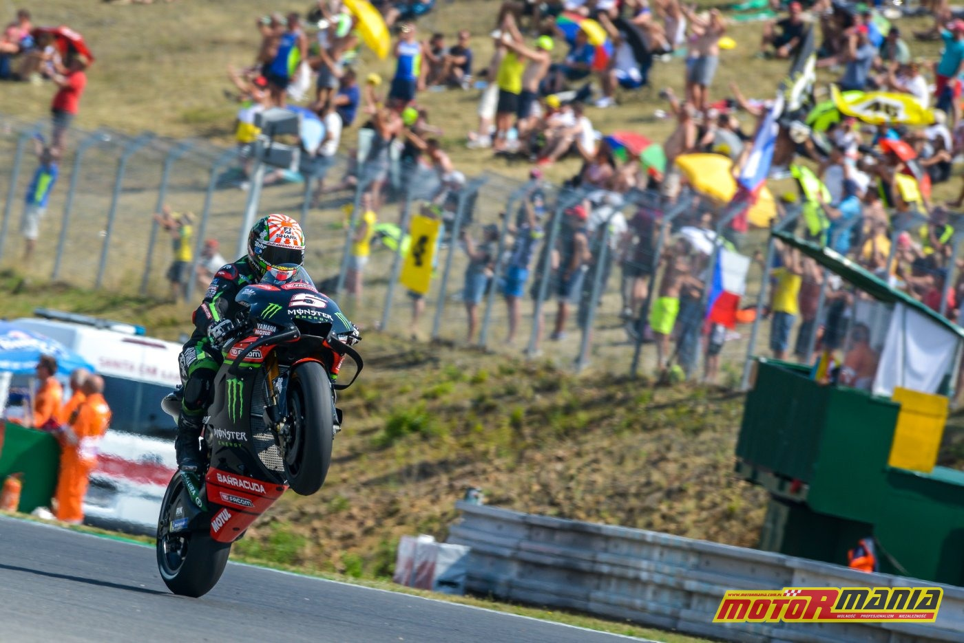 Sobota tor Brno MotoGP 2018 - fot Waldek Walerczuk (54)