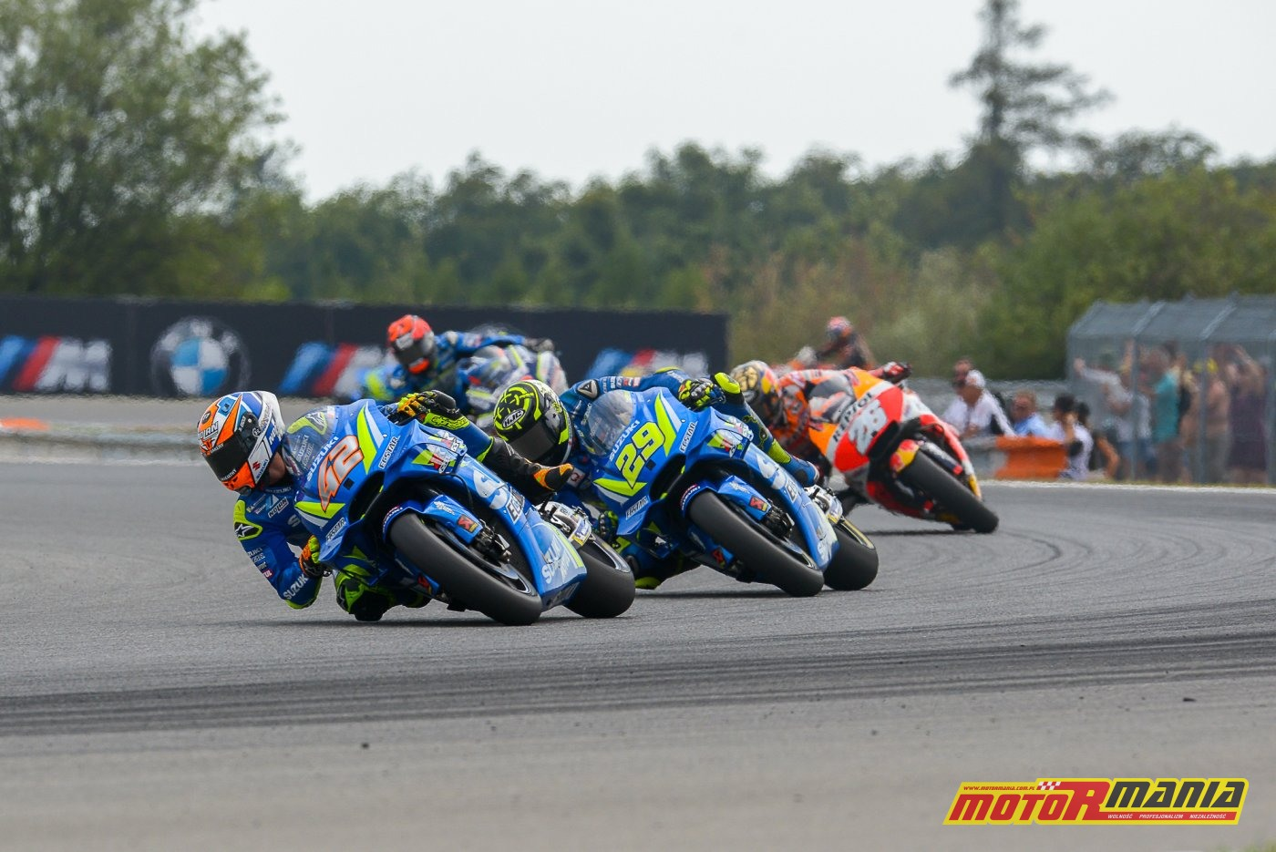 Wyścig MotoGP Brno 2018 - fot Waldek Walerczuk (24)