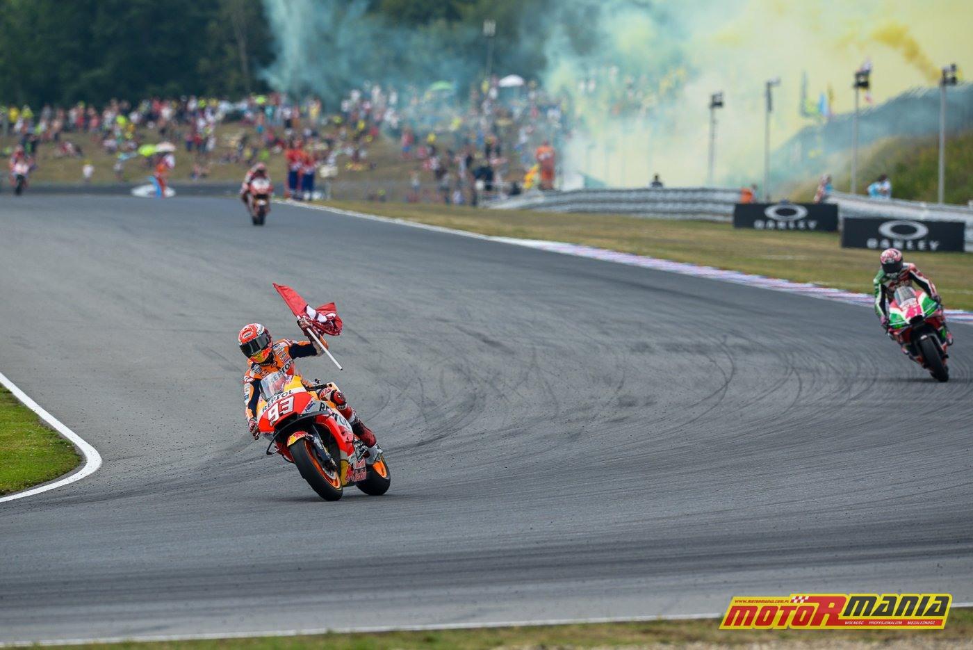 Wyścig MotoGP Brno 2018 - fot Waldek Walerczuk (73)