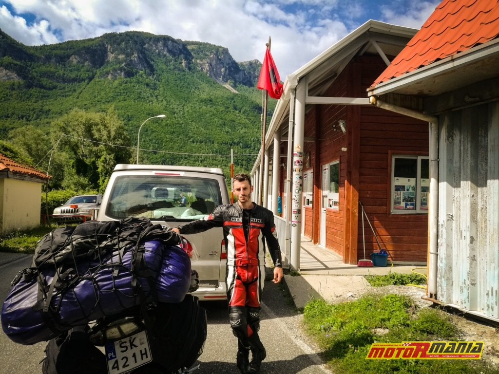 granica z Albania, Damian