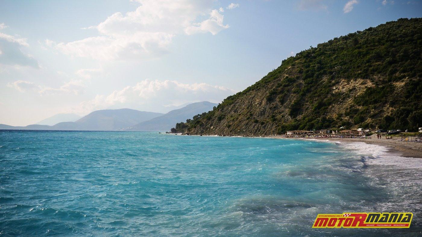plaże Albania