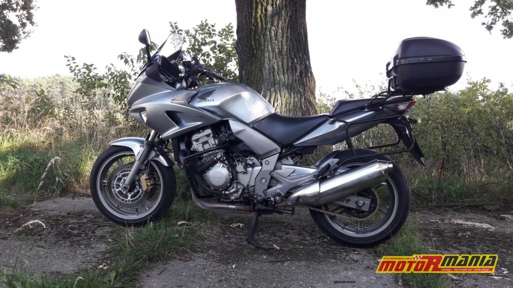 Honda CBF1000 2006 po 150 000 km (2)