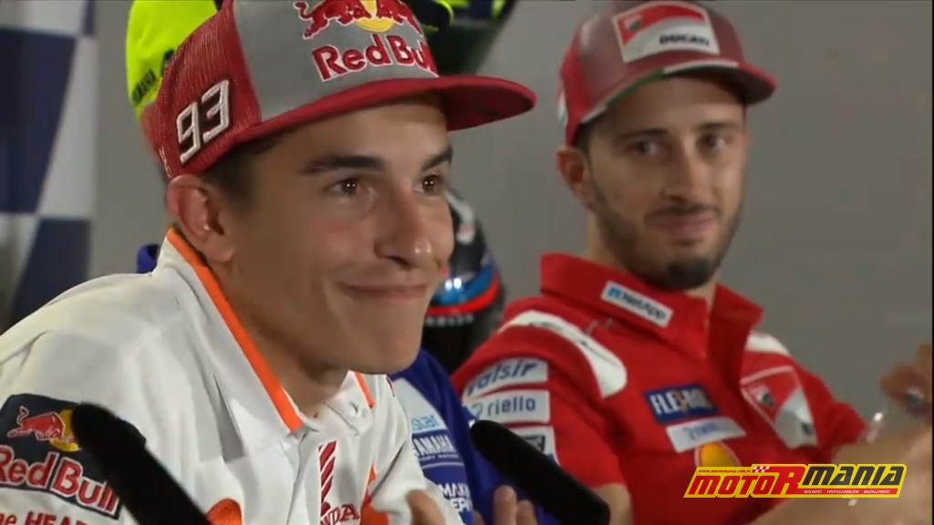 """Marquez: """"Co mogę powiedzieć..."""""""