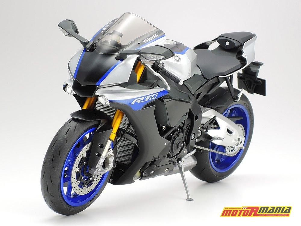 Yamaha YZF-R1M 2018 model Tamiya 1-12 nr 14133 (10)