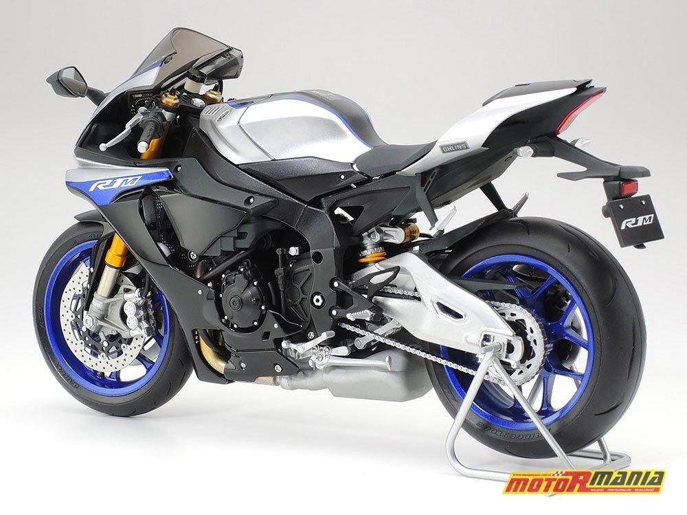 Yamaha YZF-R1M 2018 model Tamiya 1-12 nr 14133 (2)