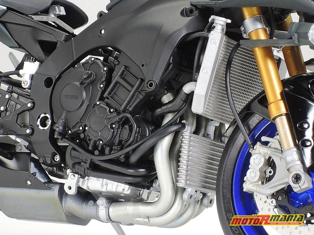 Yamaha YZF-R1M 2018 model Tamiya 1-12 nr 14133 (3)