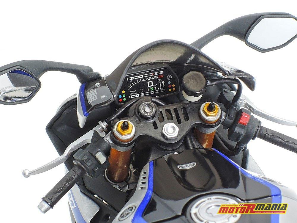 Yamaha YZF-R1M 2018 model Tamiya 1-12 nr 14133 (7)