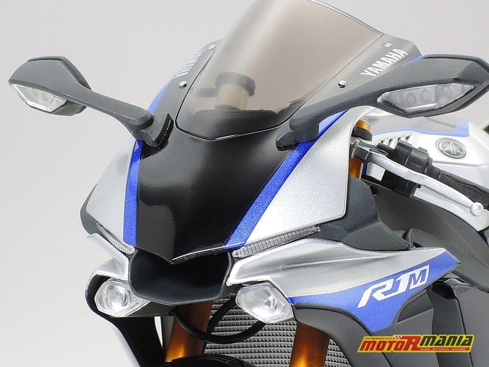 Yamaha YZF-R1M 2018 model Tamiya 1-12 nr 14133 (9)