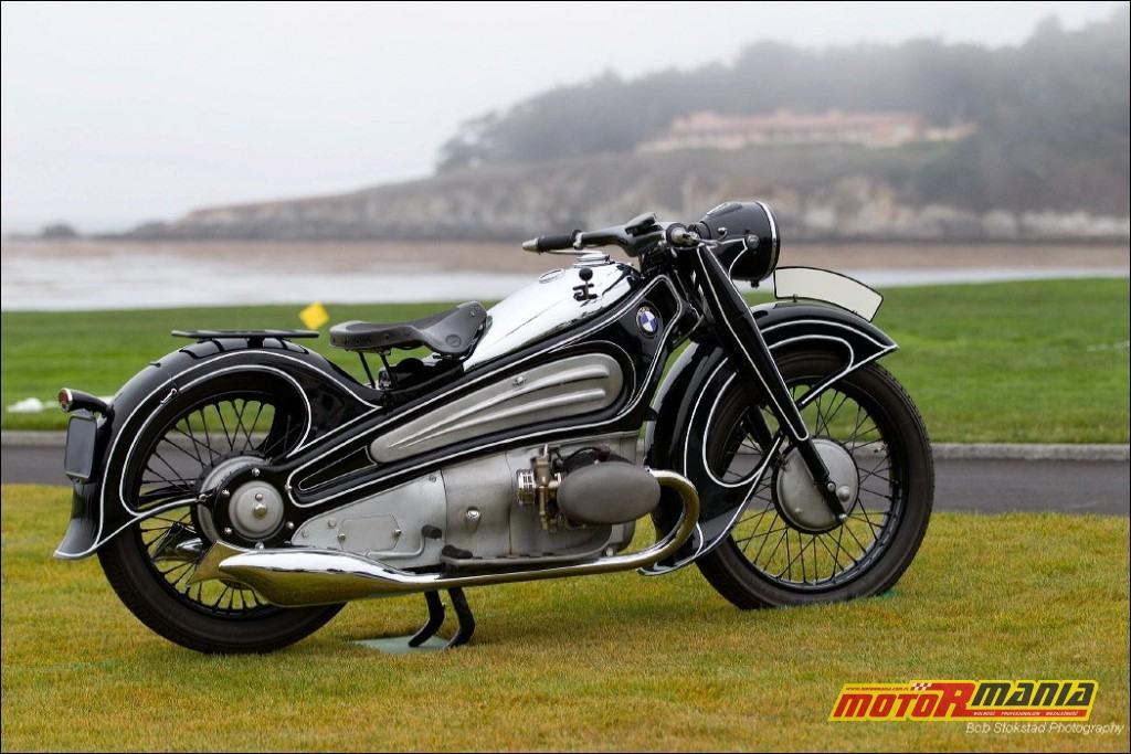 BMW R7 z 1934 roku.