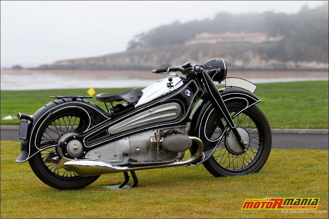 BMW R7 1934 Pebble Beach