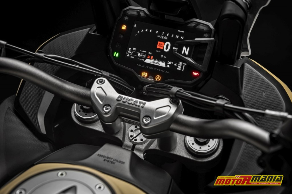 Ducati Multistrada 1260 Enduro 2019 (21)