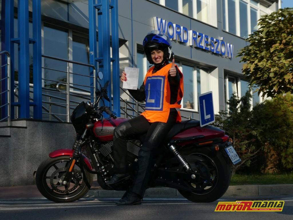 Magda Harley prawo jazdy (2)