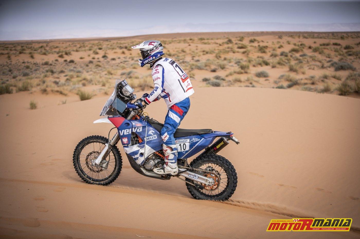 ORLEN_Team_Giemza Maroko finisz 1