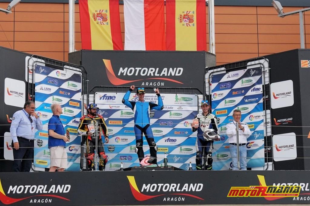 Piotrek Biesiekirski Mistrzostwa Hiszpanii Drugi Wicemistrz 2018 (2)