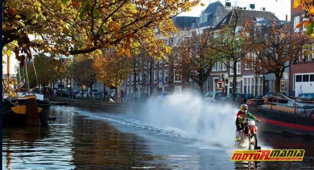 Robbie Maddison kanaly rzeczne Haga Holandia (4)