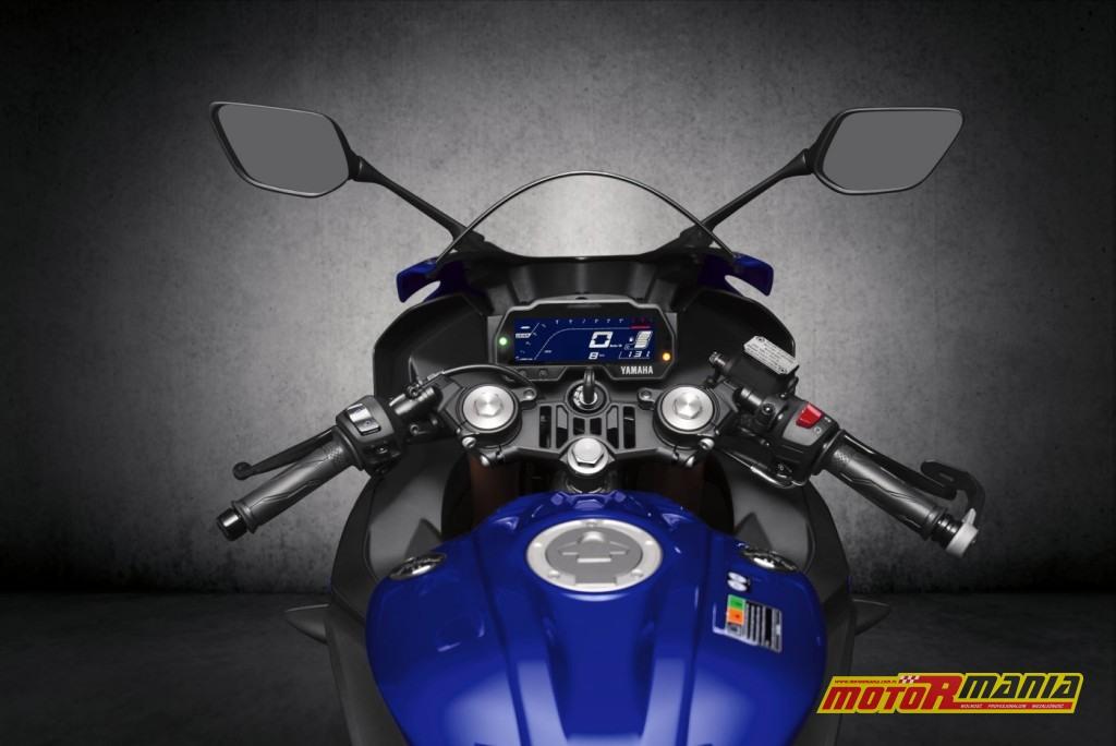 Yamaha YZF-R125 2019 (17)