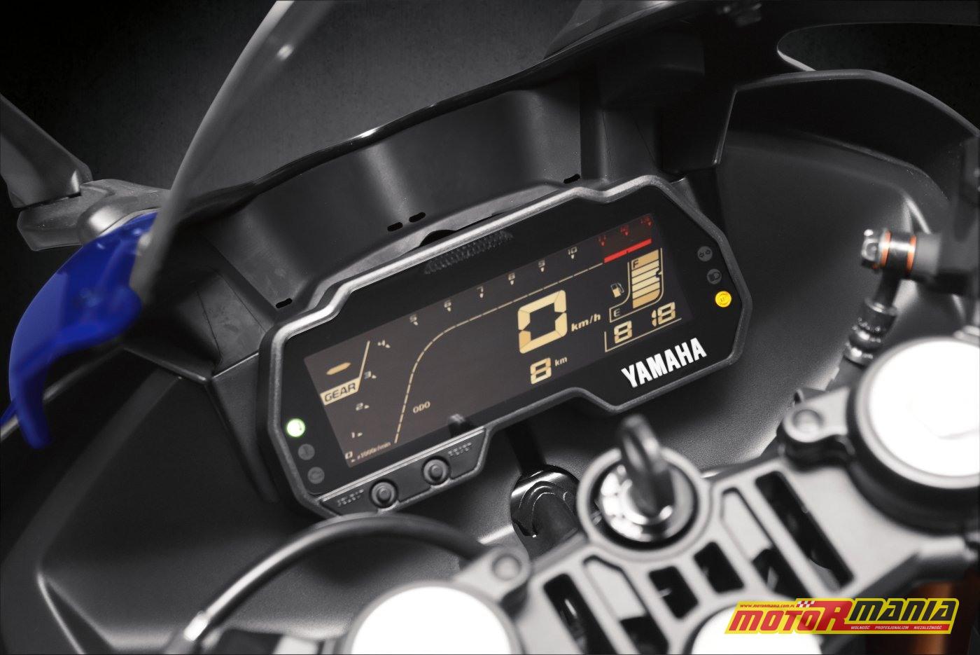 Yamaha YZF-R125 2019 (18)