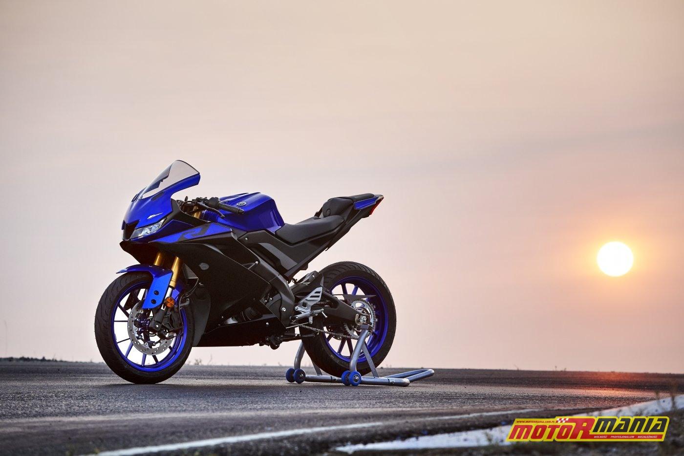 Yamaha YZF-R125 2019 (19)