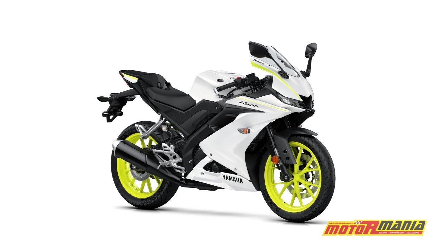 Yamaha YZF-R125 2019 (2)