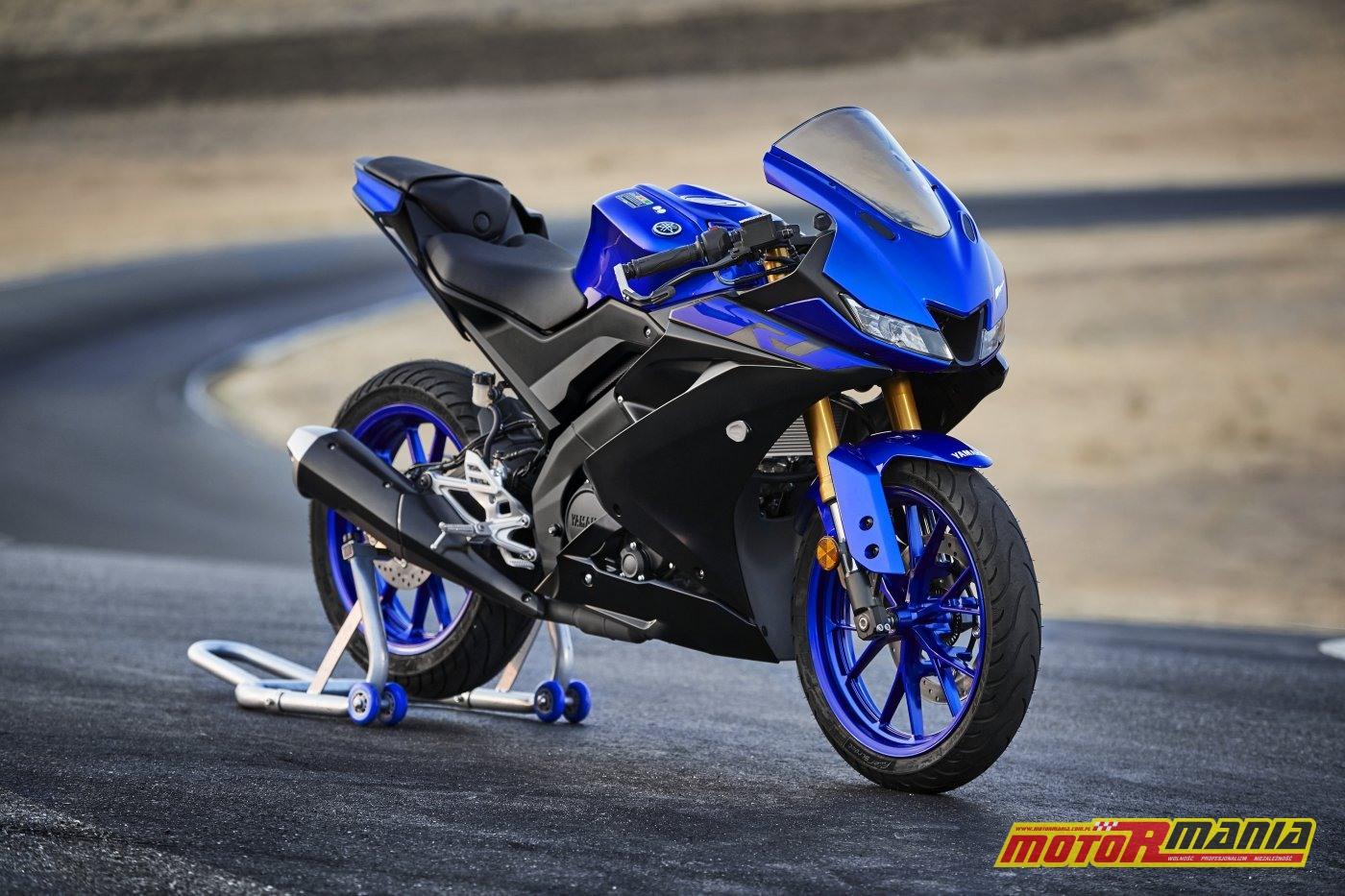 Yamaha YZF-R125 2019 (20)