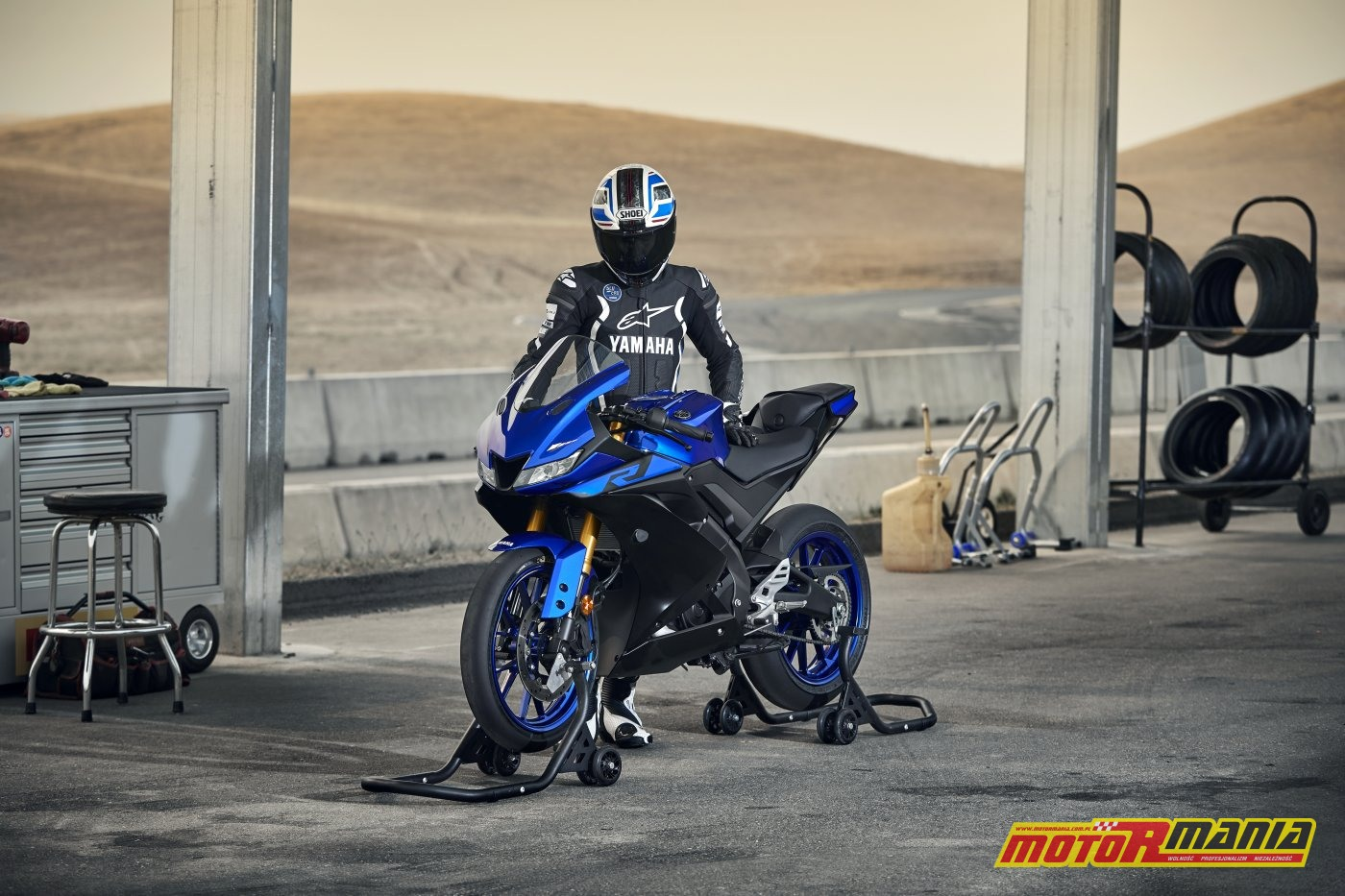 Yamaha YZF-R125 2019 (22)