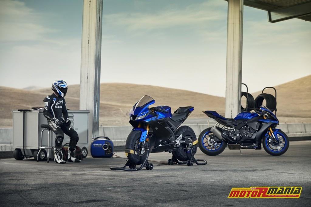 Yamaha YZF-R125 2019 (23)
