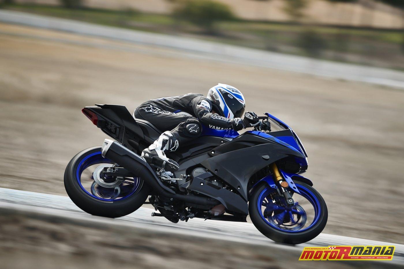 Yamaha YZF-R125 2019 (4)