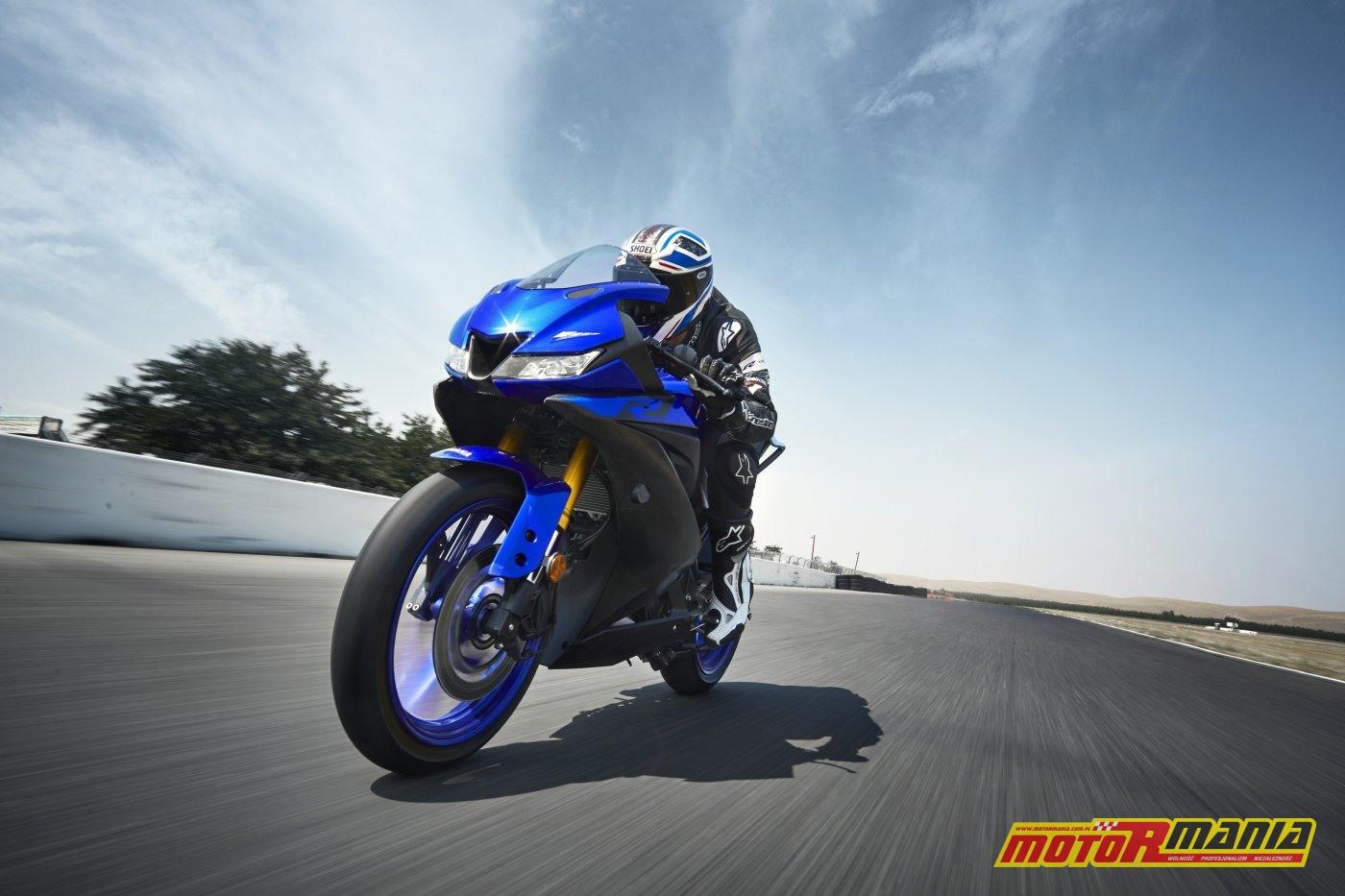Yamaha YZF-R125 2019 (8)
