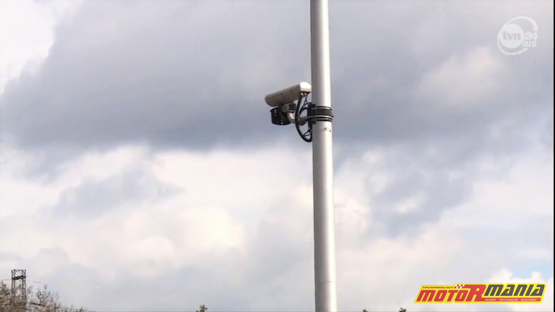 kamera fotoradar przy radzyminskeij warszawa