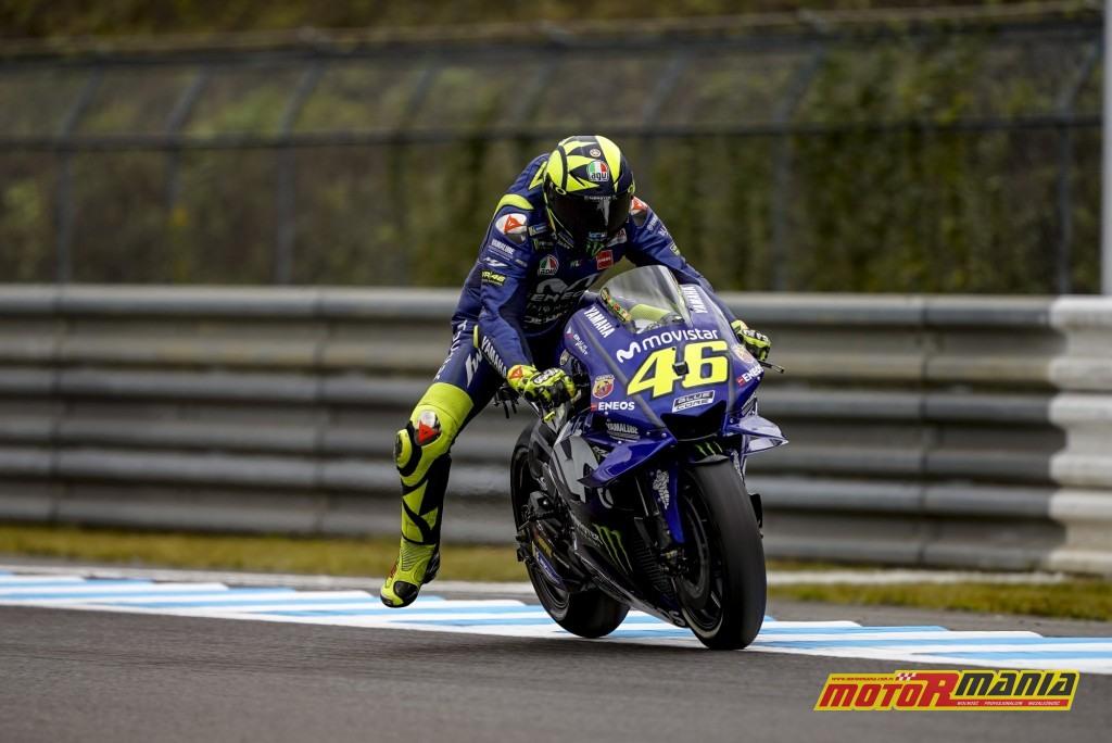 Co pokaże Valentino Rossi?